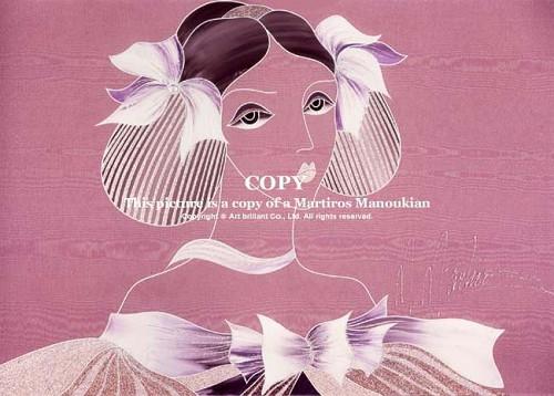 マーティロ・マヌキアン/ロマンティックファッション