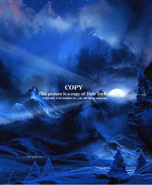 デイル・ターブッシュ/青く美しき世界